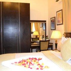 Отель Al Hayat Hotel Apartments ОАЭ, Шарджа - отзывы, цены и фото номеров - забронировать отель Al Hayat Hotel Apartments онлайн комната для гостей фото 7