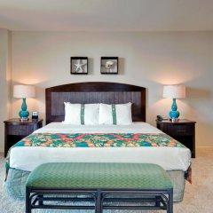 Отель Waikiki Beachcomber by Outrigger 3* Номер категории Премиум с различными типами кроватей фото 4