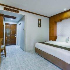 Отель Thanthip Beach Resort 3* Стандартный номер с различными типами кроватей фото 6