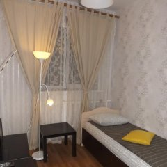 City Hostel Номер Эконом разные типы кроватей (общая ванная комната) фото 15