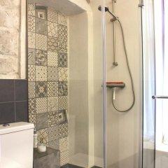 Отель Corner of Kotzebue apartments Эстония, Таллин - отзывы, цены и фото номеров - забронировать отель Corner of Kotzebue apartments онлайн ванная фото 2