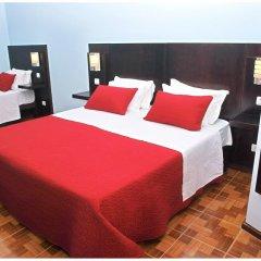 Отель Residencial Faria Guimarães Номер Эконом разные типы кроватей фото 4