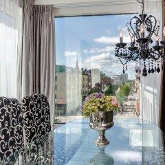 Отель Best Western Hotell Savoy 4* Люкс с различными типами кроватей фото 4
