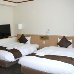 Отель Arca Torre Roppongi Япония, Токио - отзывы, цены и фото номеров - забронировать отель Arca Torre Roppongi онлайн комната для гостей фото 4