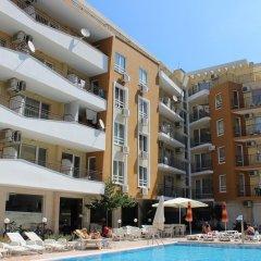 Апартаменты SB Rentals Apartments in Blue Marine Complex Солнечный берег бассейн фото 2
