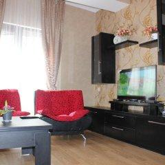 Отель Qeroli Appartment in the center in Avlabari Апартаменты с различными типами кроватей фото 6