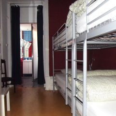 Porto Wine Hostel Кровать в общем номере двухъярусные кровати фото 2