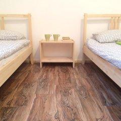 Хостел Кислород O2 Home Номер с общей ванной комнатой с различными типами кроватей (общая ванная комната) фото 15