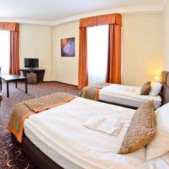 Гостиница Alfavito Kyiv 4* Стандартный номер с различными типами кроватей фото 3