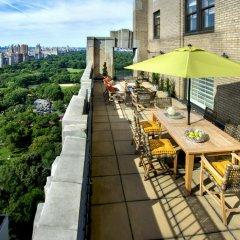 Отель JW Marriott Essex House New York США, Нью-Йорк - 8 отзывов об отеле, цены и фото номеров - забронировать отель JW Marriott Essex House New York онлайн питание фото 2