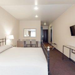 Гостиница Карина Полулюкс с разными типами кроватей фото 18