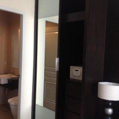 Отель Demeter Residence Suites Bangkok 3* Студия Делюкс фото 9