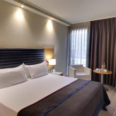 Silken Indautxu Hotel 4* Номер Комфорт с различными типами кроватей фото 9