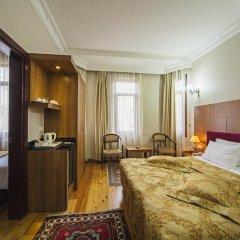 Hippodrome Hotel 3* Стандартный семейный номер с двуспальной кроватью фото 4