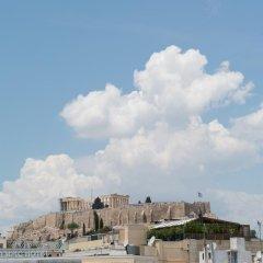 Отель Athens Way Lofts Греция, Афины - отзывы, цены и фото номеров - забронировать отель Athens Way Lofts онлайн балкон