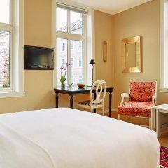 Hotel Park Bergen 4* Стандартный номер фото 10