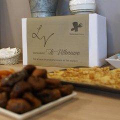 Brit Hotel Rennes St Grégoire - Le Villeneuve питание фото 2