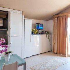 Отель Residence Sottovento 3* Студия с различными типами кроватей фото 12