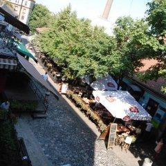 Hostel and Apartments Skadarlija Sunrise фото 11