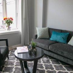 Апартаменты Frogner House Apartments - Odins Gate 10 Апартаменты с различными типами кроватей фото 6