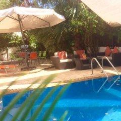 Отель Panorama Villa Кипр, Протарас - отзывы, цены и фото номеров - забронировать отель Panorama Villa онлайн бассейн