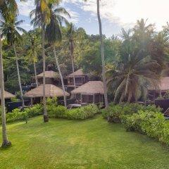 Отель Haadtien Beach Resort 4* Вилла с различными типами кроватей фото 12