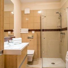 Отель Apartamenty Silver Улучшенные апартаменты с различными типами кроватей фото 12