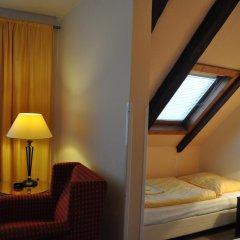 Hotel Svornost 3* Стандартный номер с 2 отдельными кроватями фото 12