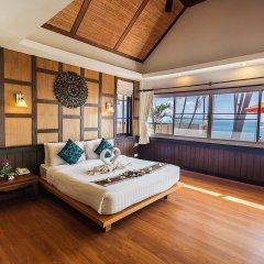 Отель Coco Palm Beach Resort 3* Вилла с различными типами кроватей фото 27