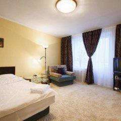 Апартаменты LikeHome Апартаменты Полянка Студия Делюкс с разными типами кроватей фото 2