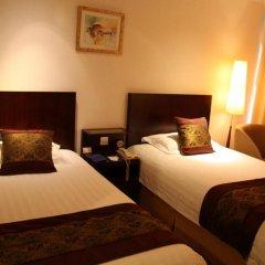 Howard Johnson Paragon Hotel Beijing комната для гостей фото 3