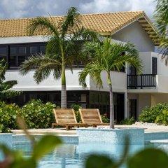 Отель Blue Bay Curacao Golf & Beach Resort 4* Бунгало с различными типами кроватей фото 2
