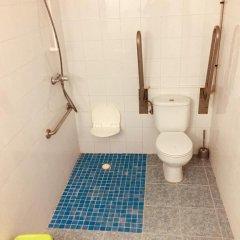 Hostel New York ванная фото 2