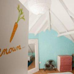 Отель Ericeira Surf Camp 2* Кровать в общем номере двухъярусные кровати фото 20