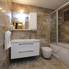 Отель Art Nouveau Galata 3* Люкс повышенной комфортности с различными типами кроватей фото 4