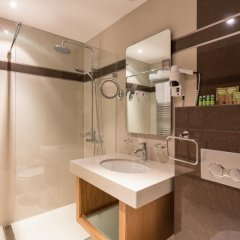 Отель Ruskovets Resort 4* Улучшенные апартаменты фото 7