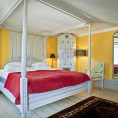 Отель Hellstens Malmgård 3* Улучшенный номер с различными типами кроватей фото 4