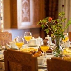 Отель Riad Alhambra питание