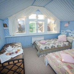 Русско-французский отель Частный Визит Люкс с различными типами кроватей фото 13