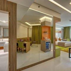 Al Khoory Atrium Hotel 4* Полулюкс с различными типами кроватей