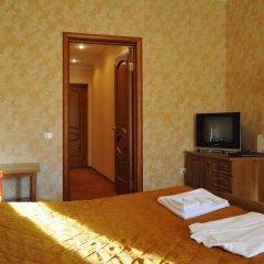 Отель Лермонтов Омск комната для гостей фото 12