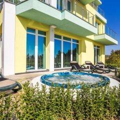 Отель Luxury Guest House Europe Боровец бассейн
