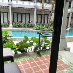 Отель Chaweng Garden Beach Resort Таиланд, Самуи - 1 отзыв об отеле, цены и фото номеров - забронировать отель Chaweng Garden Beach Resort онлайн бассейн фото 2