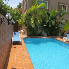Hostel Punta Cana бассейн