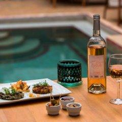 Отель Riad Kasbah Марокко, Марракеш - отзывы, цены и фото номеров - забронировать отель Riad Kasbah онлайн питание фото 2