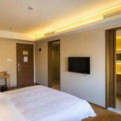 Отель JI Hotel Xi'an Giant Wild Goose Pagoda East Xiaozhai Road Китай, Сиань - отзывы, цены и фото номеров - забронировать отель JI Hotel Xi'an Giant Wild Goose Pagoda East Xiaozhai Road онлайн удобства в номере фото 2
