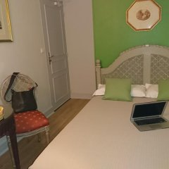 Отель Restaurant Palais Cardinal Франция, Сент-Эмильон - отзывы, цены и фото номеров - забронировать отель Restaurant Palais Cardinal онлайн комната для гостей фото 4