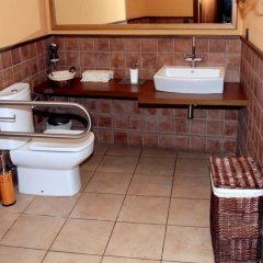 Отель Albares ванная