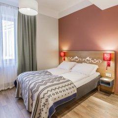 Отель Hotell Bondeheimen 3* Стандартный номер с двуспальной кроватью фото 12