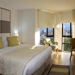 Отель Cosmos Cali 3* Улучшенный номер с различными типами кроватей фото 3